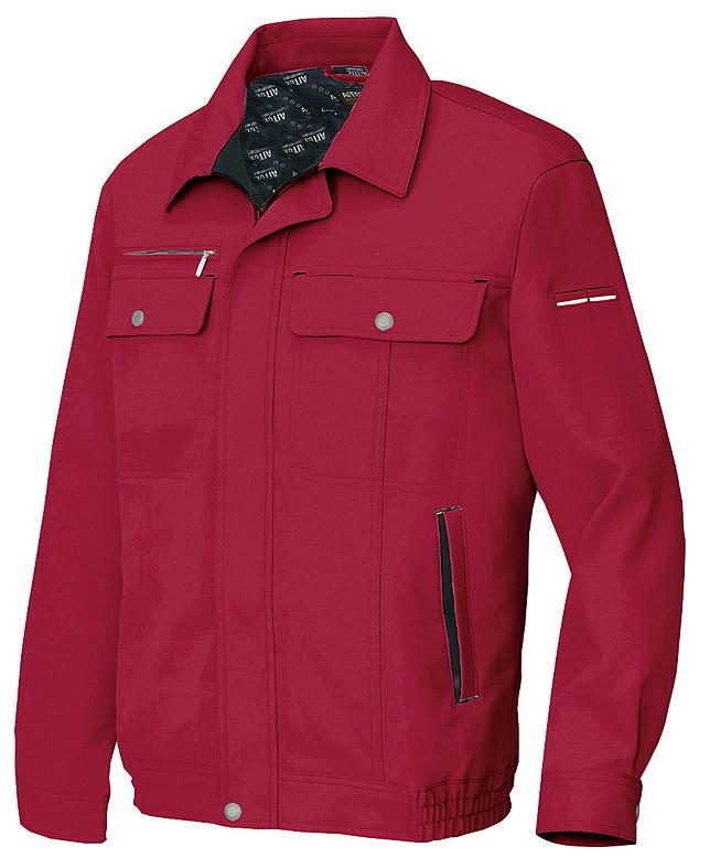 帝国重工の赤ジャケット